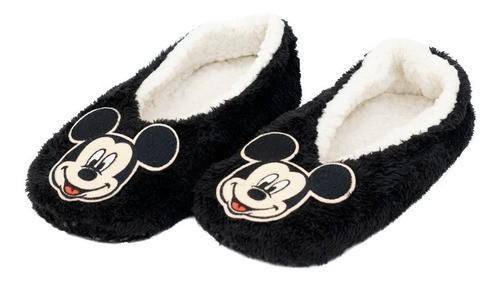 Pantufa Mickey: (Preta) - Disney