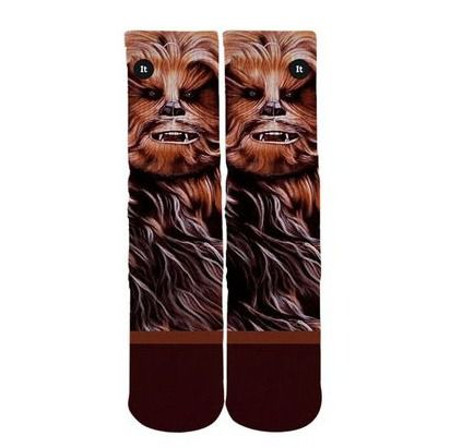 Par de Meia Geek: Chewbacca - It Sox