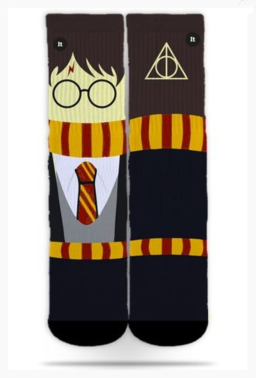 Par de Meia Harry Potter: Harry Potter - It Sox