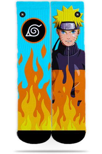 Par de Meia Geek: Anime Naruto - It Sox