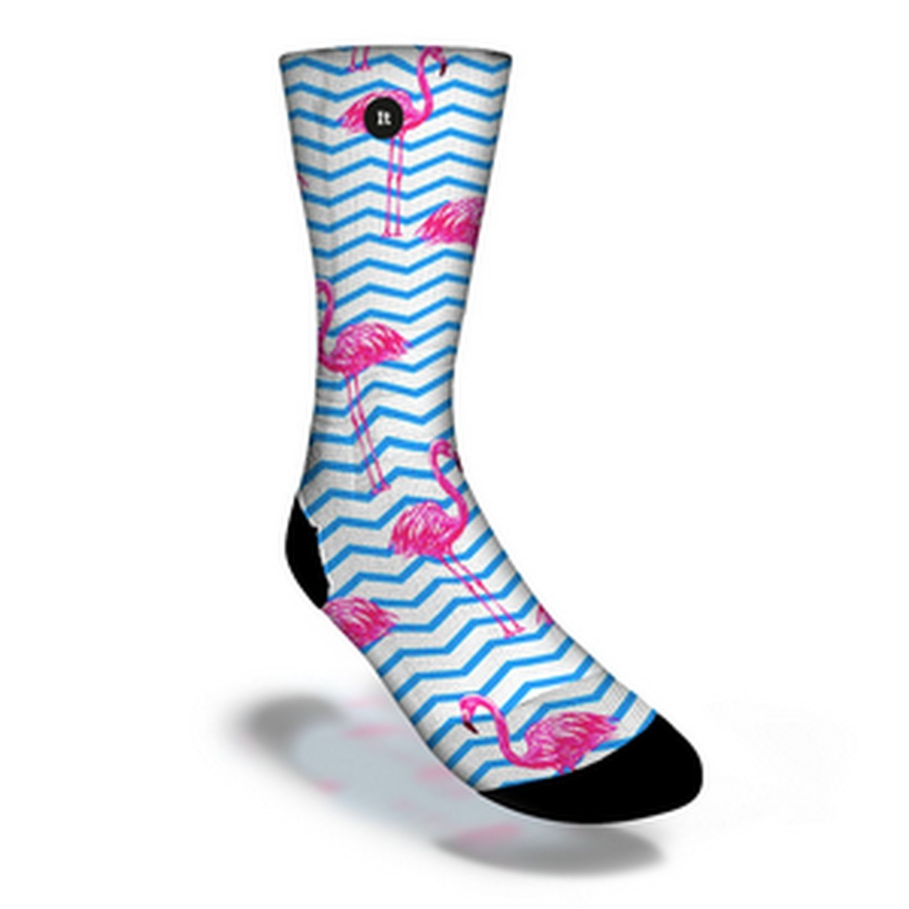 Par de Meias Geek: Flamingos - It Sox