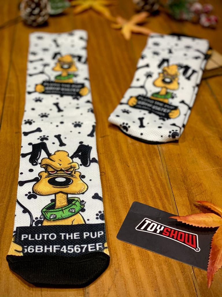 Par de Meias Geek Pluto (Preso): Mickey Mouse
