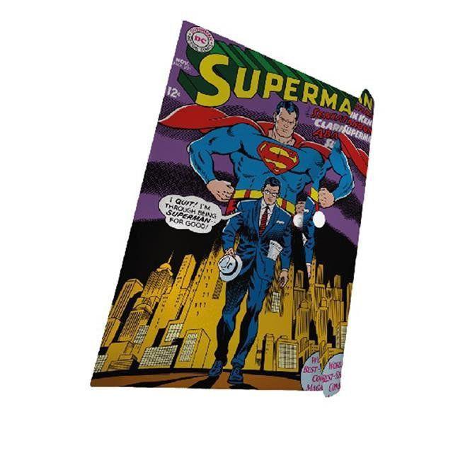 Pasta Plástica Superman