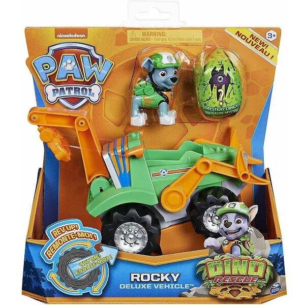 Patrulha Canina Dino Rescue: Rocky - Sunny