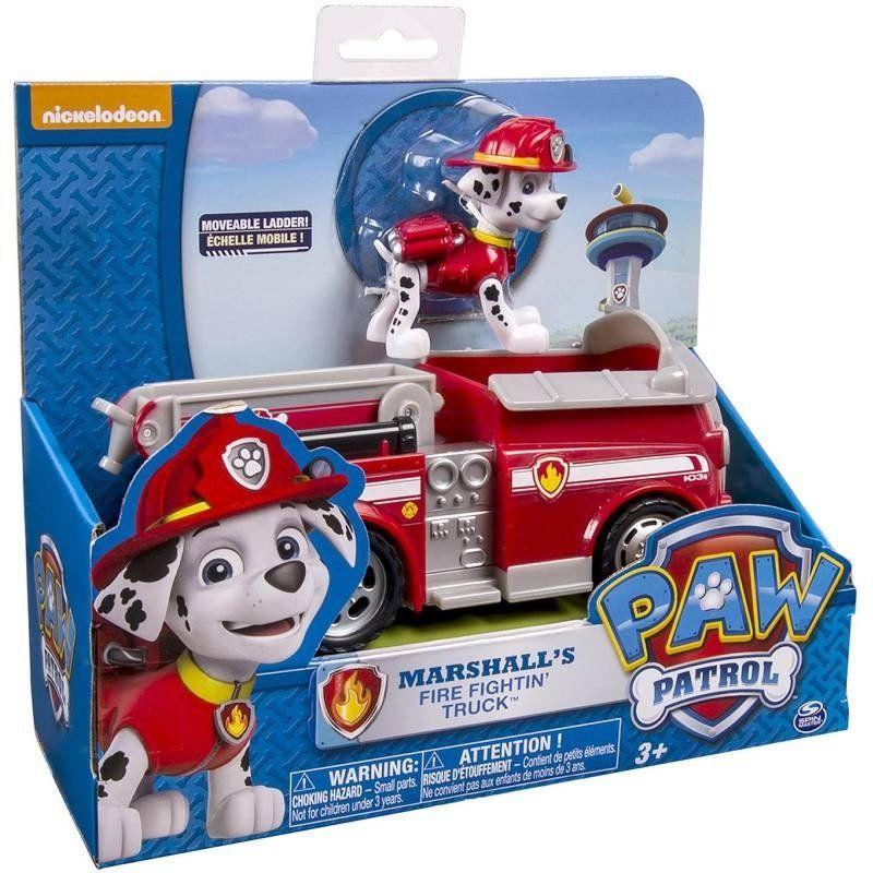 Patrulha Canina: Marshall´s Fire Fighting Truck - Sunny