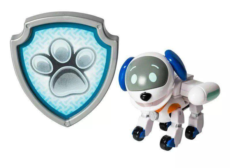 Patrulha Canina: Robo Dog com Distintivo - Sunny