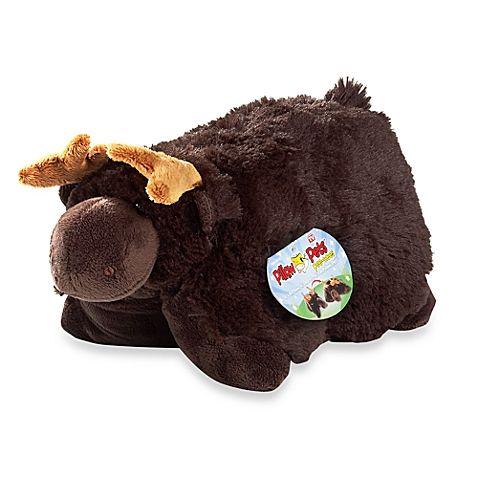 Pelúcia Alce: Pillow Pets - DTC