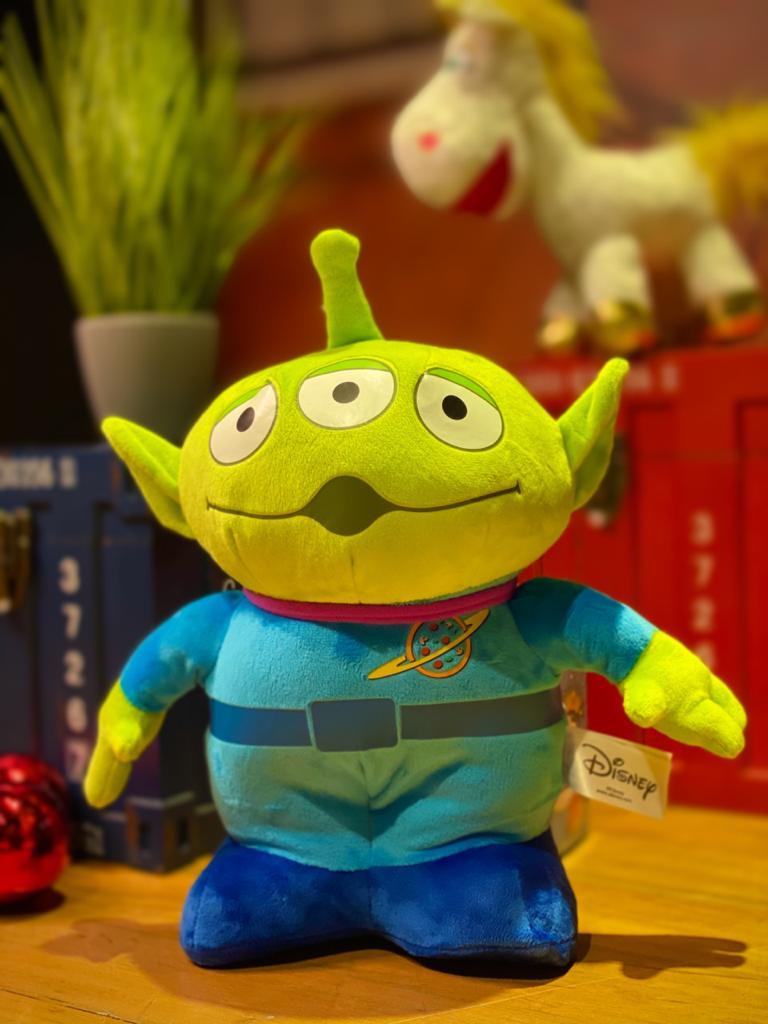 Pelúcia Alien: Toy Story - Disney (30cm) (Pequeno)