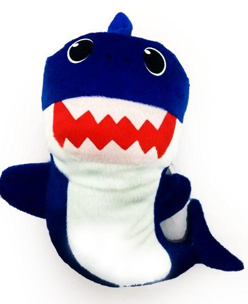 Pelúcia Baby Shark (Baby Azul)