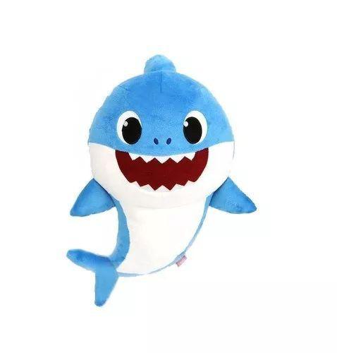 Pelúcia Baby Shark (Baby Azul) - Toyng
