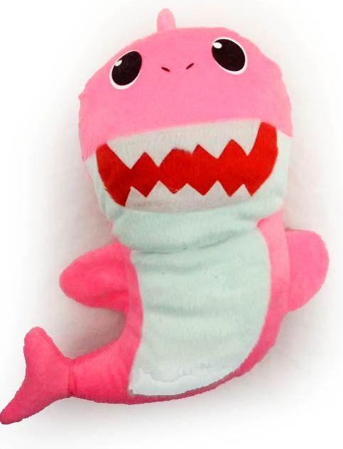 Pelúcia Baby Shark (Baby Rosa)