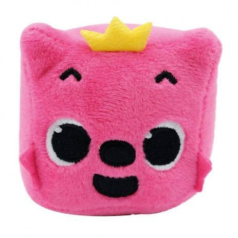 Pelúcia Pinkfong Cubo Musical (Raposa Pink) - Toyng