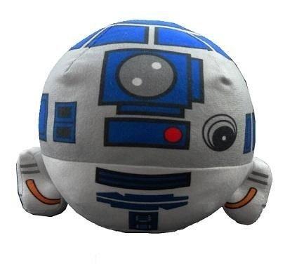 Pelúcia Bolinha Star Wars R2-D2