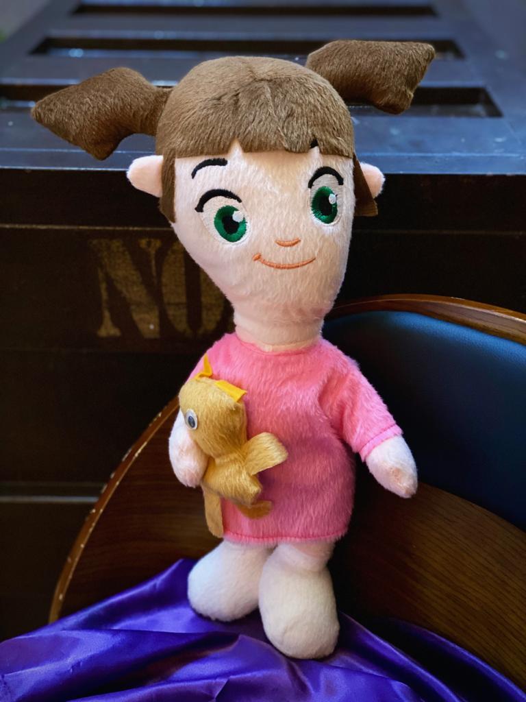 Pelúcia Boo Monstros S.A Disney 38cm