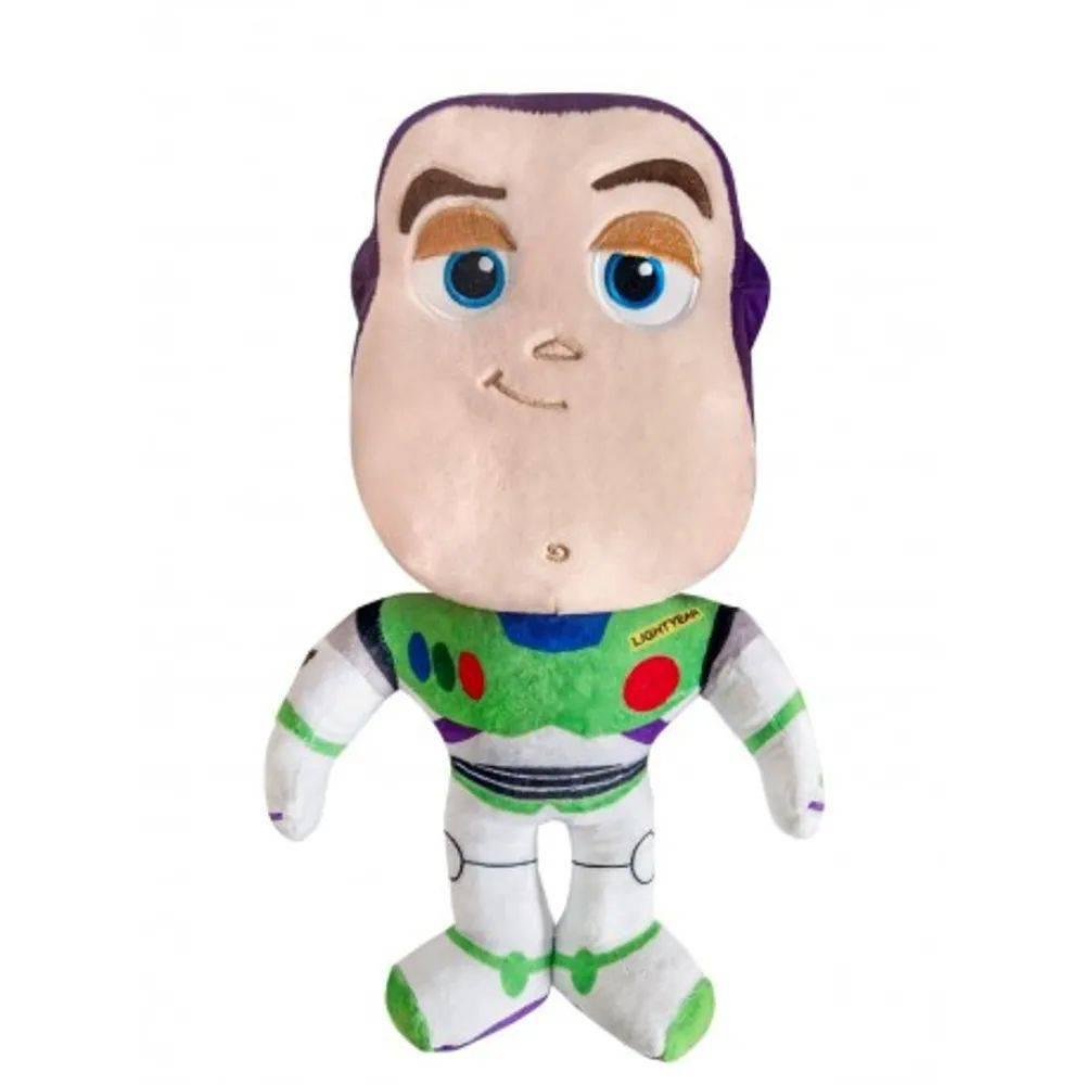 Pelúcia Buzz Lightyear: Pequena Toy Story 4 (30cm)  - DTC