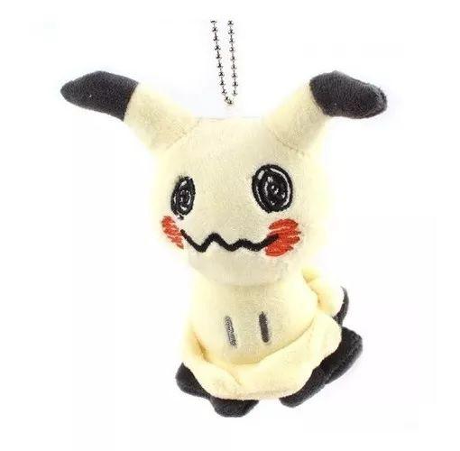 Pelúcia Chaveiro Mimikyu: Pokémon