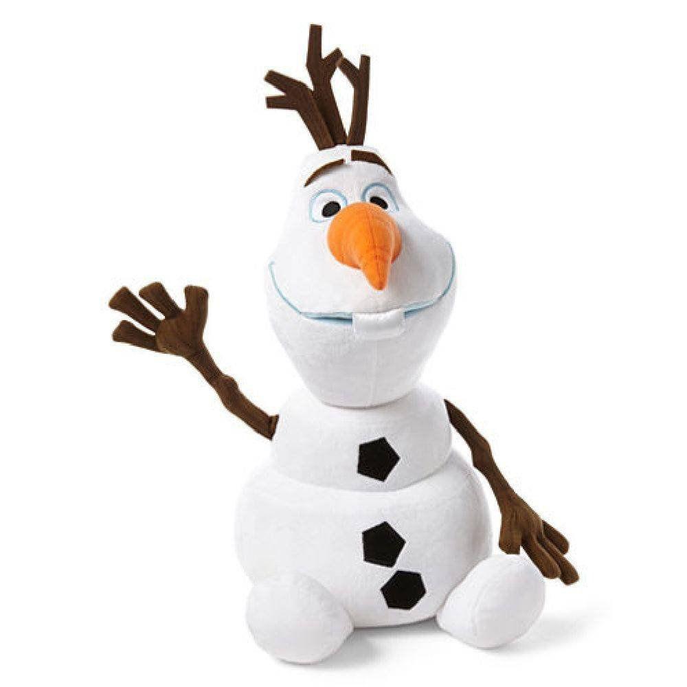 Pelúcia Chaveiro Olaf: Frozen (Uma Aventura Congelante)