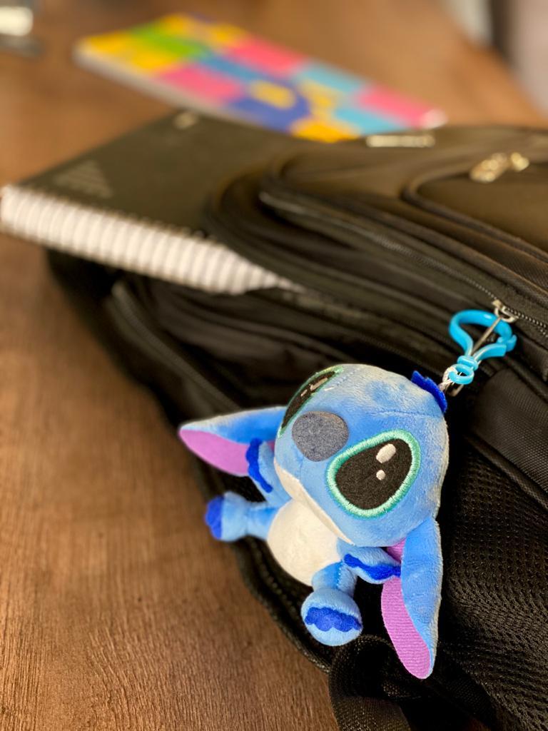 Pelúcia Chaveiro Stitch: Lilo E Stitch (13cm)