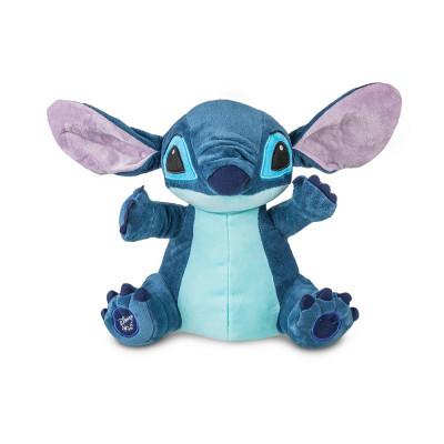 Pelúcia Com Som Stitch: Lilo & Stitch Disney 25cm