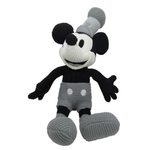 Pelúcia Crochê Mickey Mouse - Disney