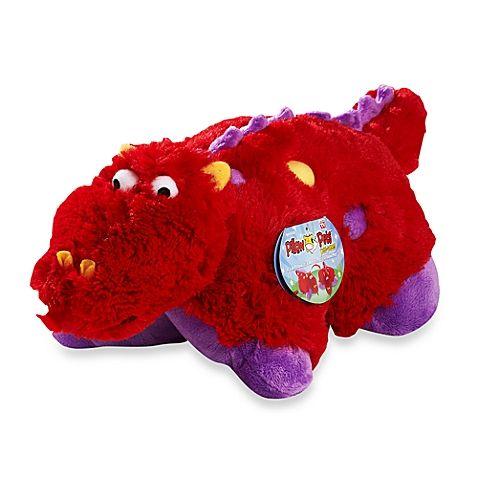 Pelúcia Dinossauro: Pillow Pets - DTC