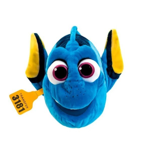 Pelúcia Dory: Procurando Dory (Finding Dory) Disney - FUN