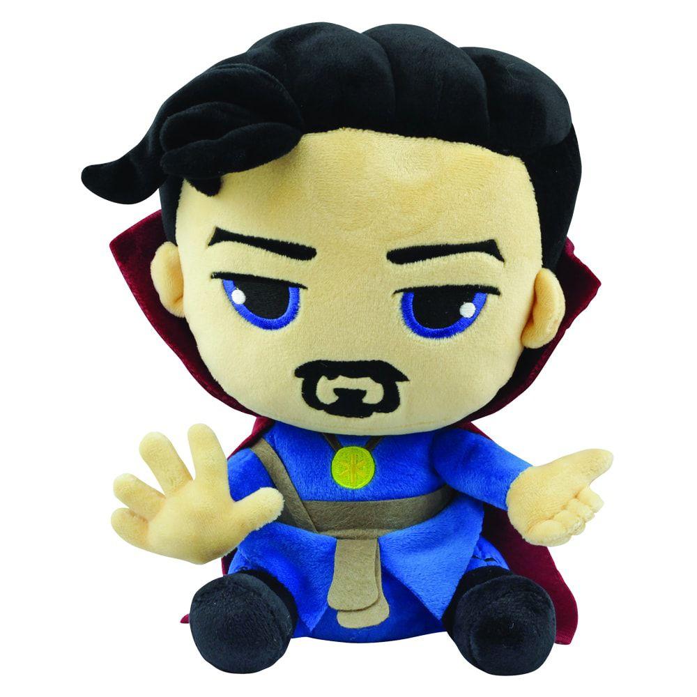 Pelúcia Doutor Estranho (Doctor Strange): Vingadores (Avengers) Marvel - DTC