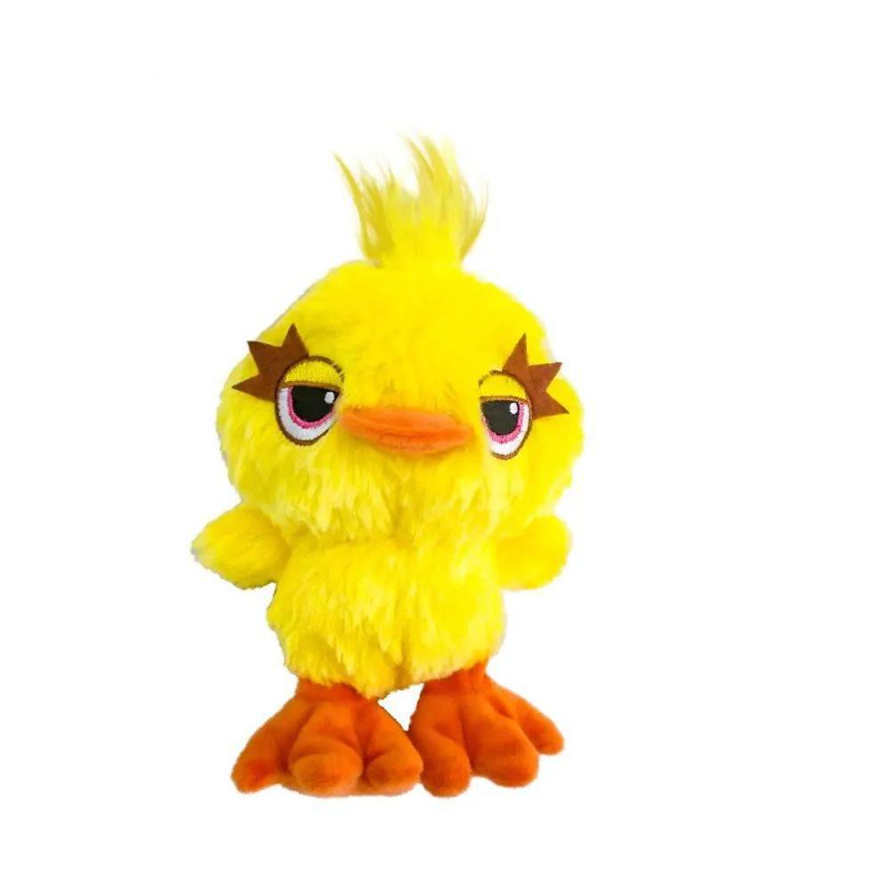 Pelúcia Ducky: Pequena Toy Story 4  (18cm) - DTC