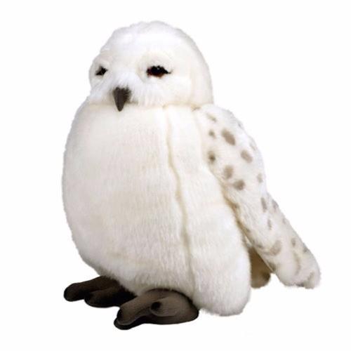 Pelúcia Fantoche Coruja Hedwig: Harry Potter