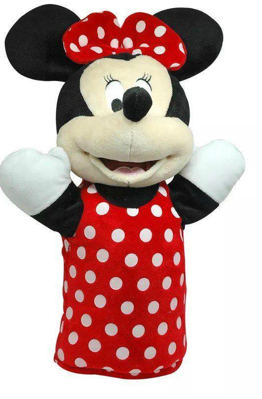 Pelúcia Fantoche Minnie: Disney - Candide