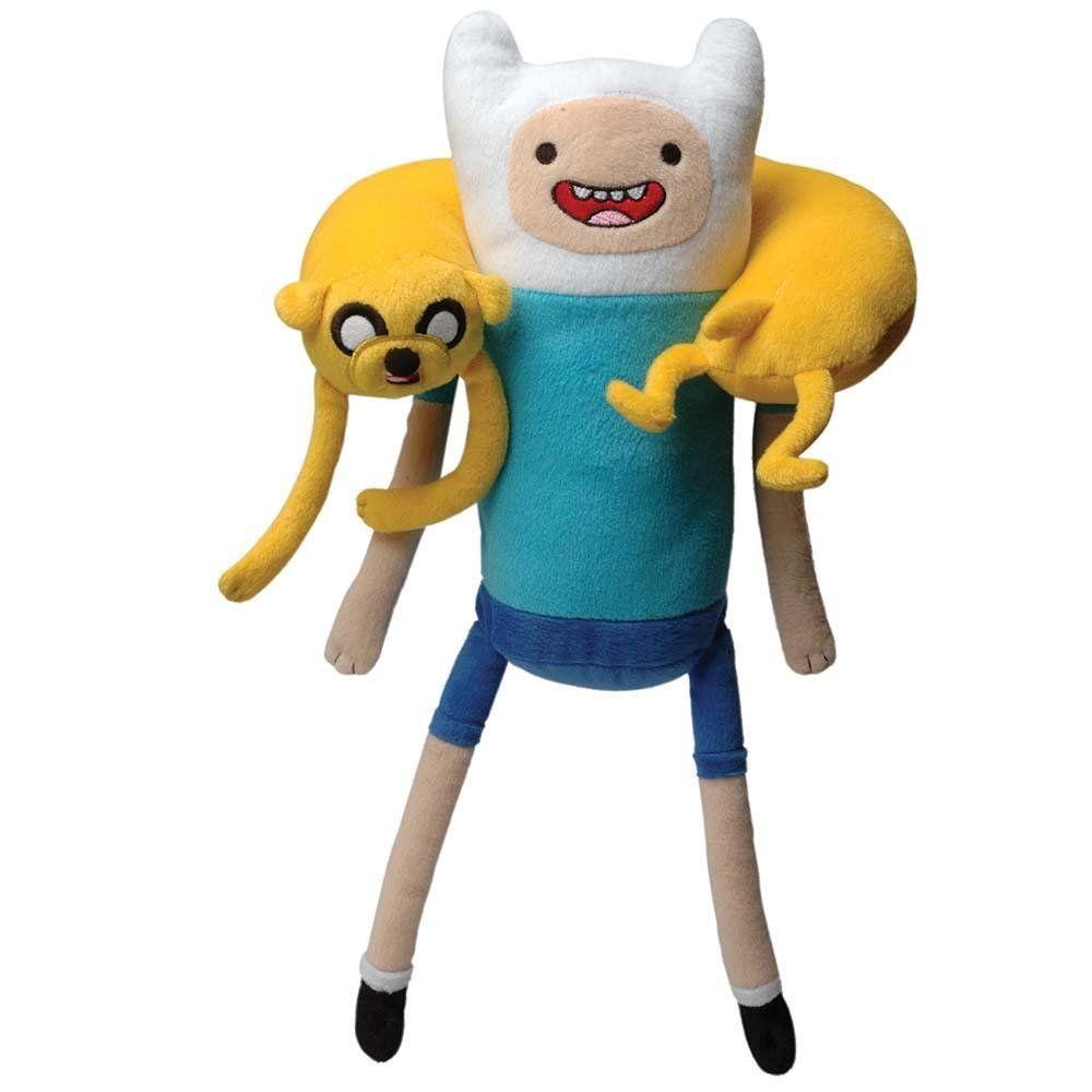 Pelúcia Finn e Jake: Hora de Aventura - Candide