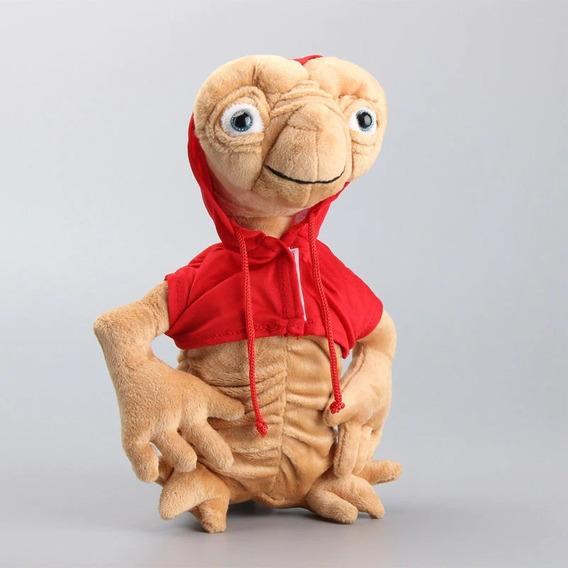 Pelúcia Geek Alien Extraterrestre E.T Capuz Vermelho: E.T. O Extraterrestre