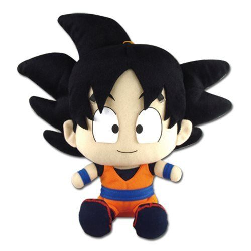 PRÉ VENDA: Pelúcia Goku Sitting Pose: Dragon Ball Z