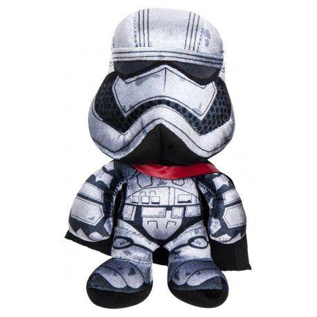 Pelúcia Grande Capitã Phasma: Star Wars - DTC
