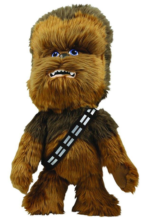 Pelúcia Grande Chewbacca: Star Wars - DTC