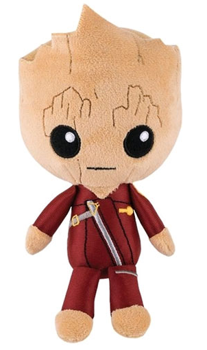 Funko Pelúcia Groot (Ravager) Hero Plushies: Guardiões da Galáxia Vol. 2 (Guardians of the Galaxy Vol. 2) - Funko