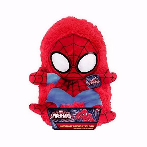Pelúcia Homem-Aranha: Marvel (Hideaway Pets Pillow) - DTC