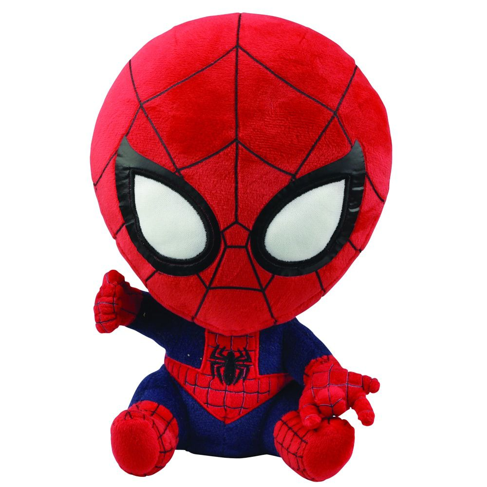Pelúcia Homem-Aranha (Spider-Man): Vingadores (Avengers) Marvel - DTC
