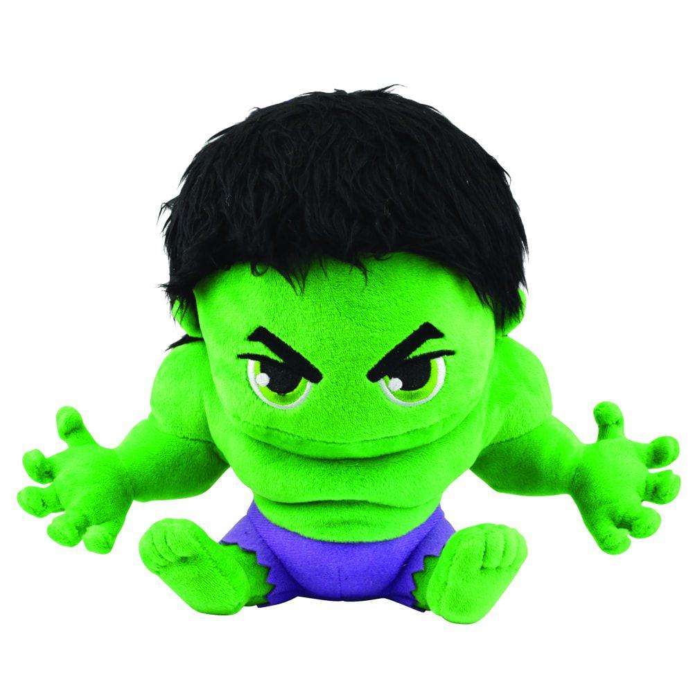 Pelúcia Hulk: Vingadores (Avengers) Marvel - DTC