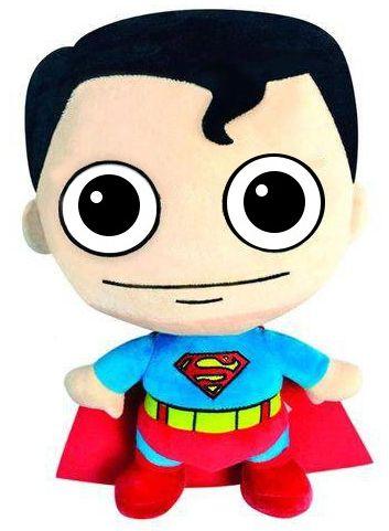 Pelucia Liga da Justiça : Superman - DTC