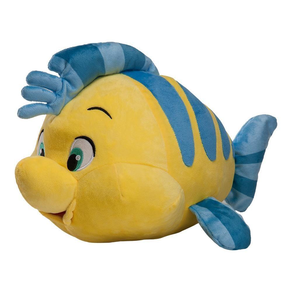 Pelúcia Linguado: A Pequena Sereia (The Little Mermaid) 35cm - FUN