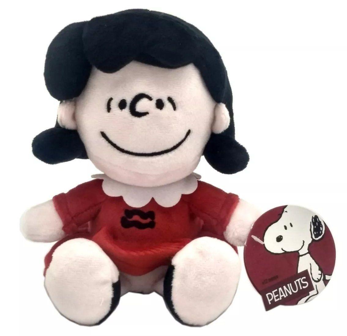 Pelúcia Lucy van Pelt (Pequeno): Peanuts - DTC