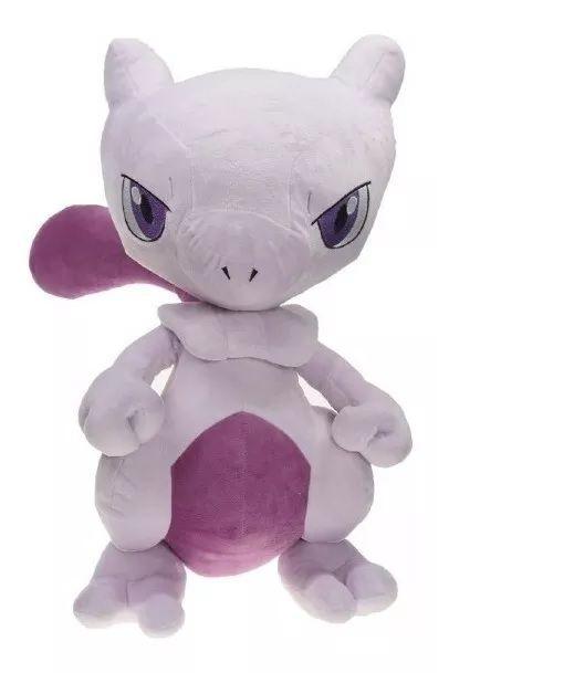 Pelúcia Mewtwo: Pokémon (40 cm)