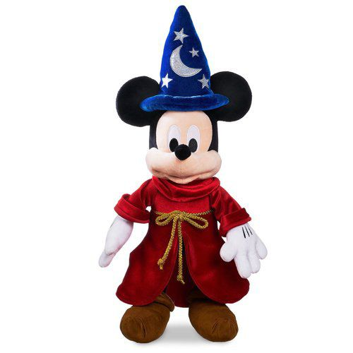 Pelúcia Mickey Mágico: Mickey Mouse - Disney