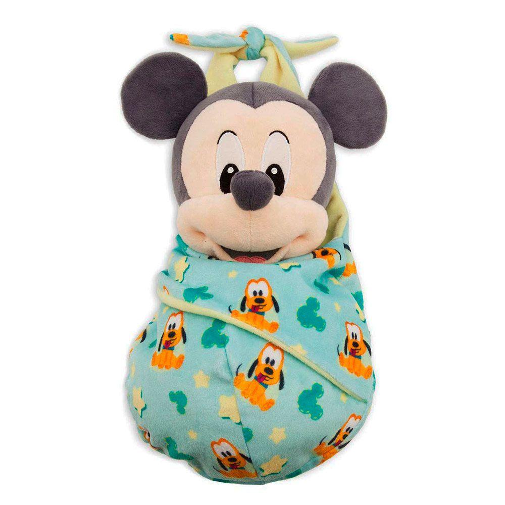 Pelúcia Mickey Mouse Baby: Disney - FUN