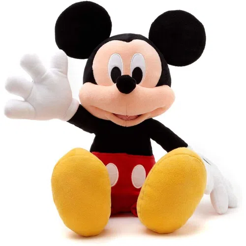 Pelúcia Mickey Mouse: Disney (Mickey e Minnie Mouse) - FUN