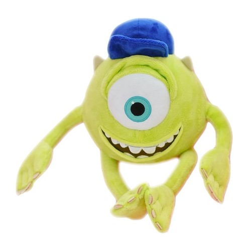 Pelúcia Mike Wazoswki: Universidade Monstro - Disney (35cm)