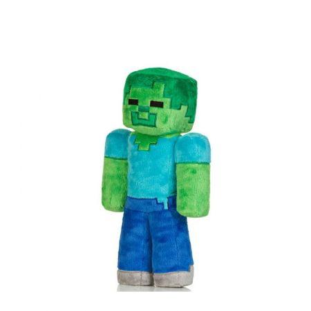 Pelúcia Minecraft Zombie - Mojang