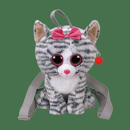 Pelucia Mochila Kiki (Gato): Beanie Boos - DTC