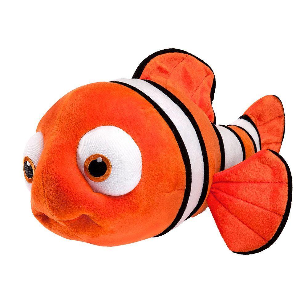 Pelúcia Nemo: Procurando Nemo (Finding Nemo) Disney - FUN